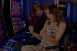 Dans les casinos