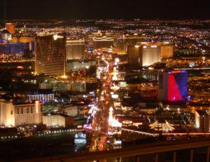 e Strip de Las Vegas