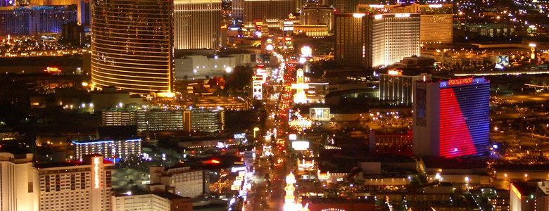 e Strip de Las Vegas