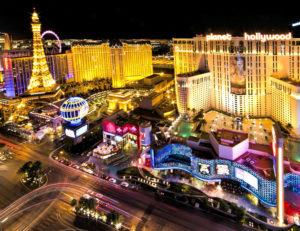 Transport à Las Vegas